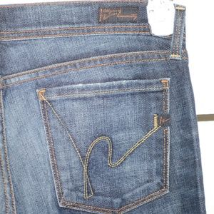 Citizens of humanity womens Ingrid jeans size 28